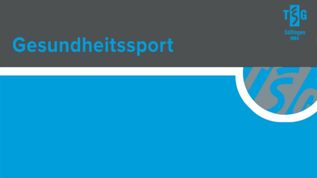 TSG Söflingen Gesundheitssport